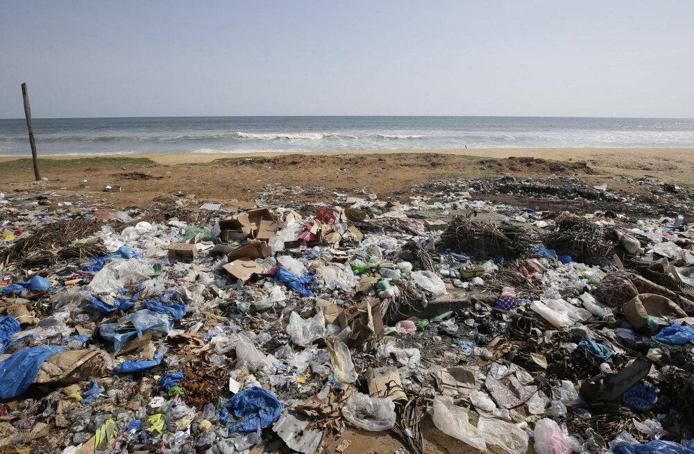 Ametlik: maailmas pole enam ühtegi kohta, kuhu plastisaaste ei ulatu