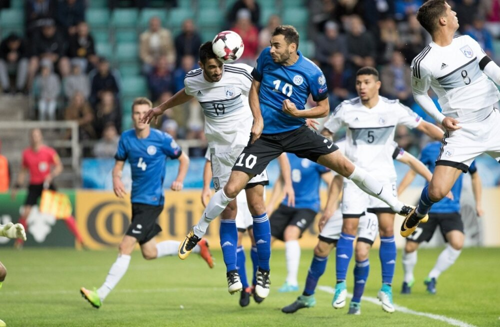 Jalgpall Eesti vs Küpros