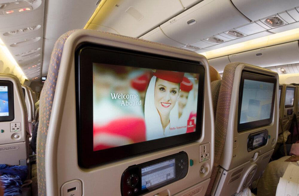 Suur mugavus, mille pakkumisest reisijatele lennufirmad üksteise järel loobuvad