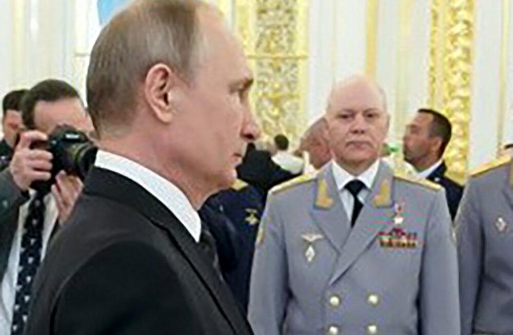 Умер уже второй глава ГРУ за три года. Он почувствовал себя плохо после встречи с Путиным