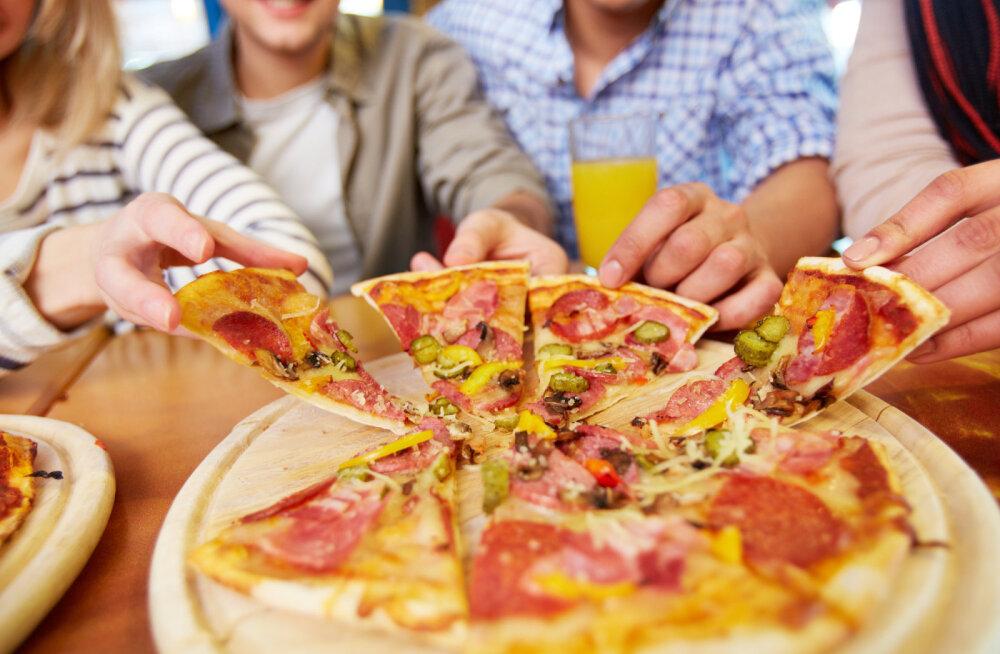 Seitse halba toitumisharjumust, mis kiirendavad vananemist
