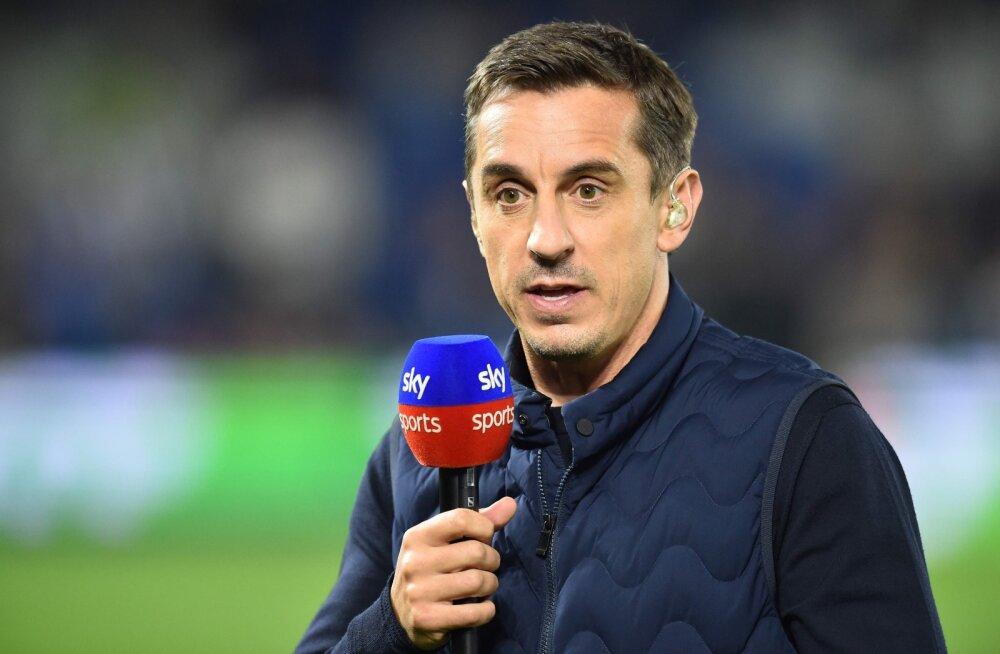 Manchester Unitedi legend Neville rääkis Mourinho võimalikust vallandamisest: juhatuse käitumine on häbiväärne