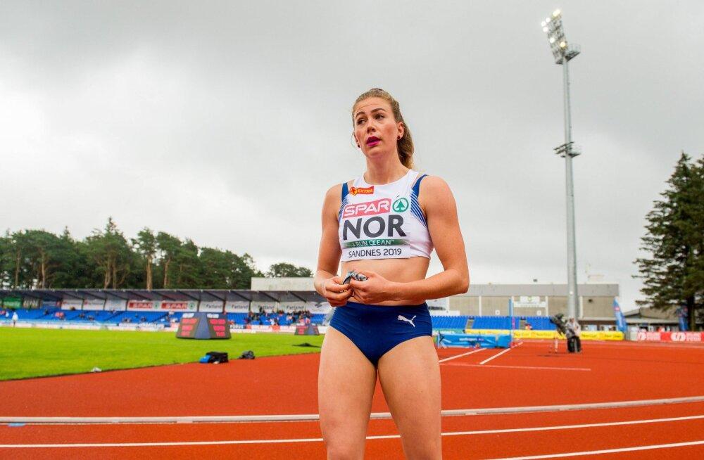 Norra tõkkejooksja avameelselt: ma pole kindlasti parim eeskuju. Vahel meeldib mulle postitada endast pilte, mis ajavad teisi närvi