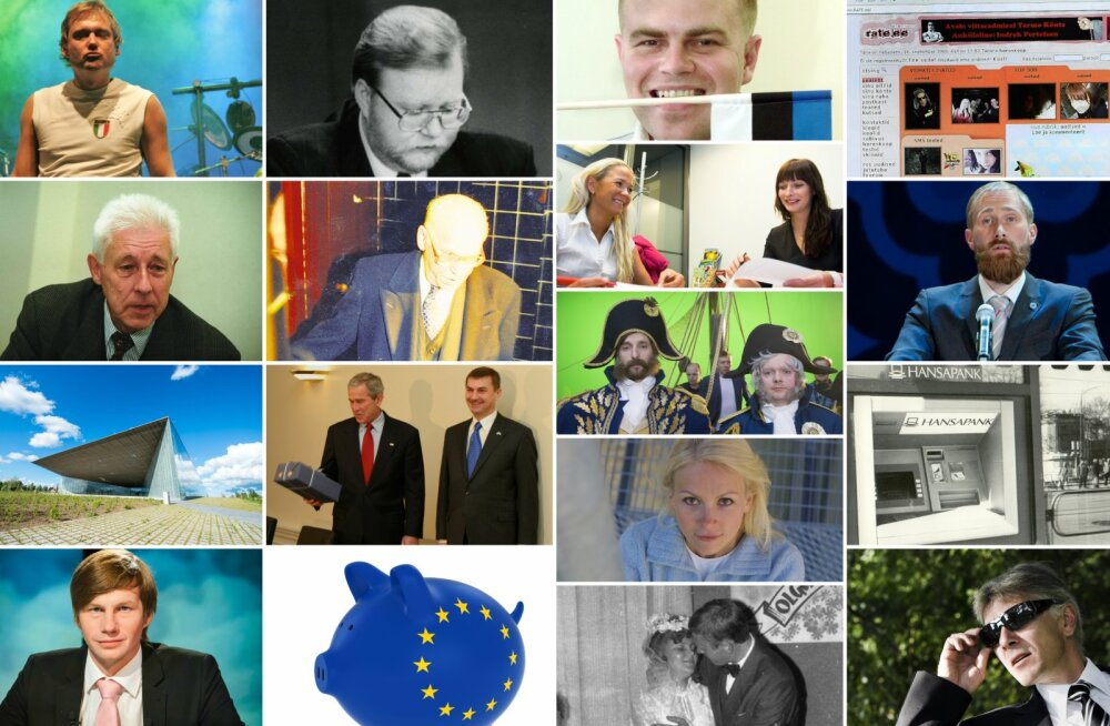EDETABEL: 21 tähtsaimat hetke taasiseseisvunud Eesti elus