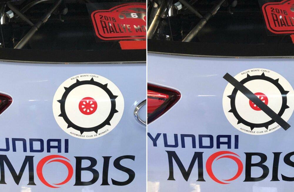 FOTOD | Mida tähendavad Monte Carlo ralli autodel need kleebised?