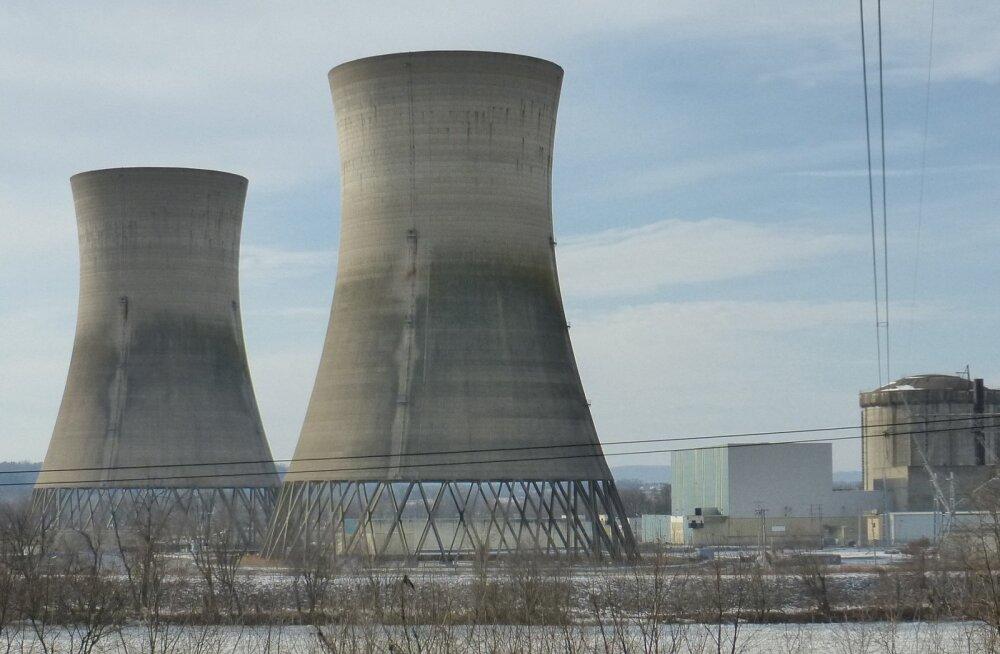 Alternatiiv oli hullem: Tuumajaamade sulgemine vähendas imikute sünnikaalu