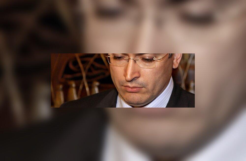 Kutšma süüdistab Hodorkovskit seksuaalkuriteos