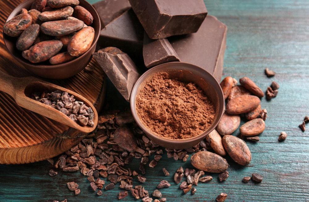 Orgaaniline toorkakao – supertoit ja põletikuravim üheskoos