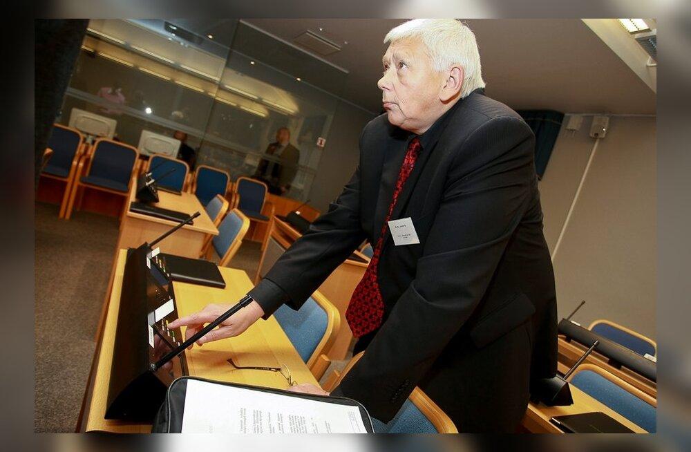Leemets: ERJK esimees peaks olema erapooletu või oma kohalt tagasi astuma
