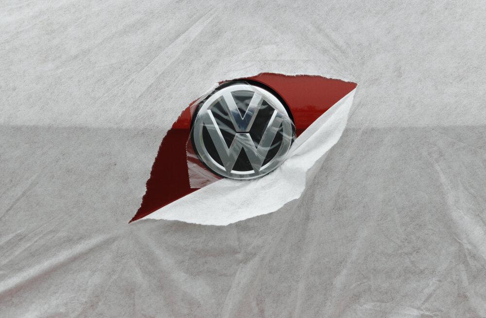 Volkswageni kasum läheb skandaali nahka