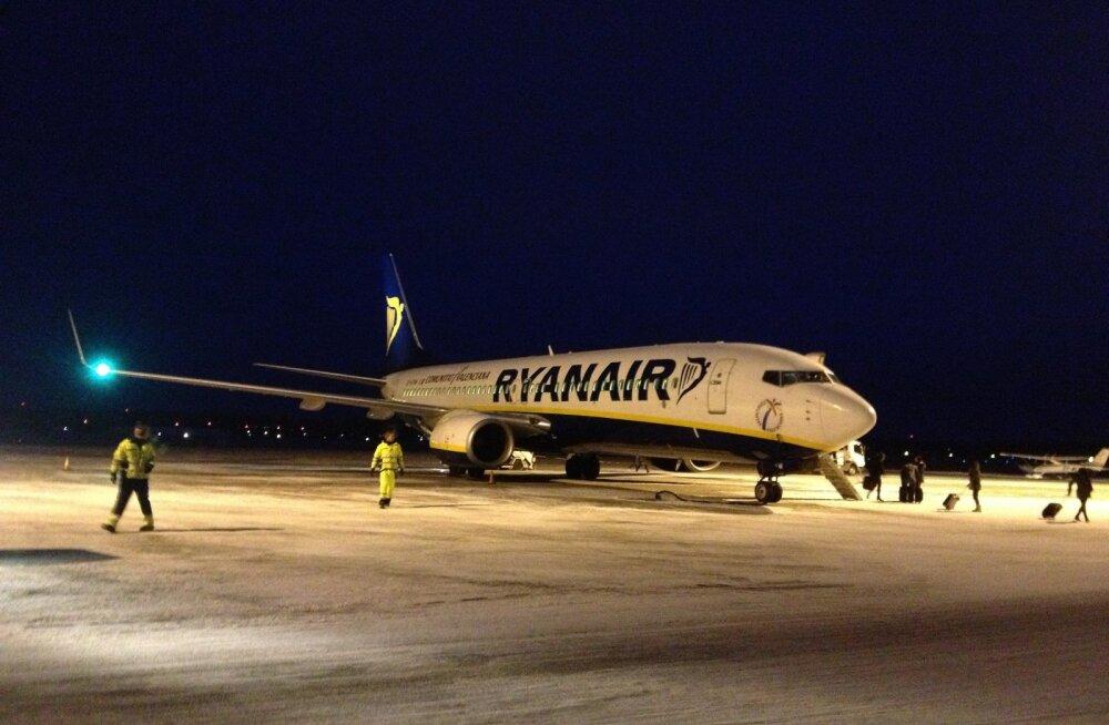 Ryanairi kaheksa lubadust alanud aastaks: lisaks odavaimatele hindadele rohkem täpsust ja turvalisust