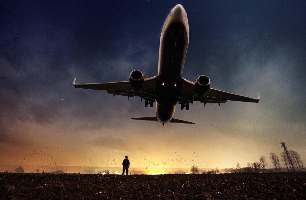 16 soovitust, kuidas lennuõnnetus võimalikult tervena üle elada