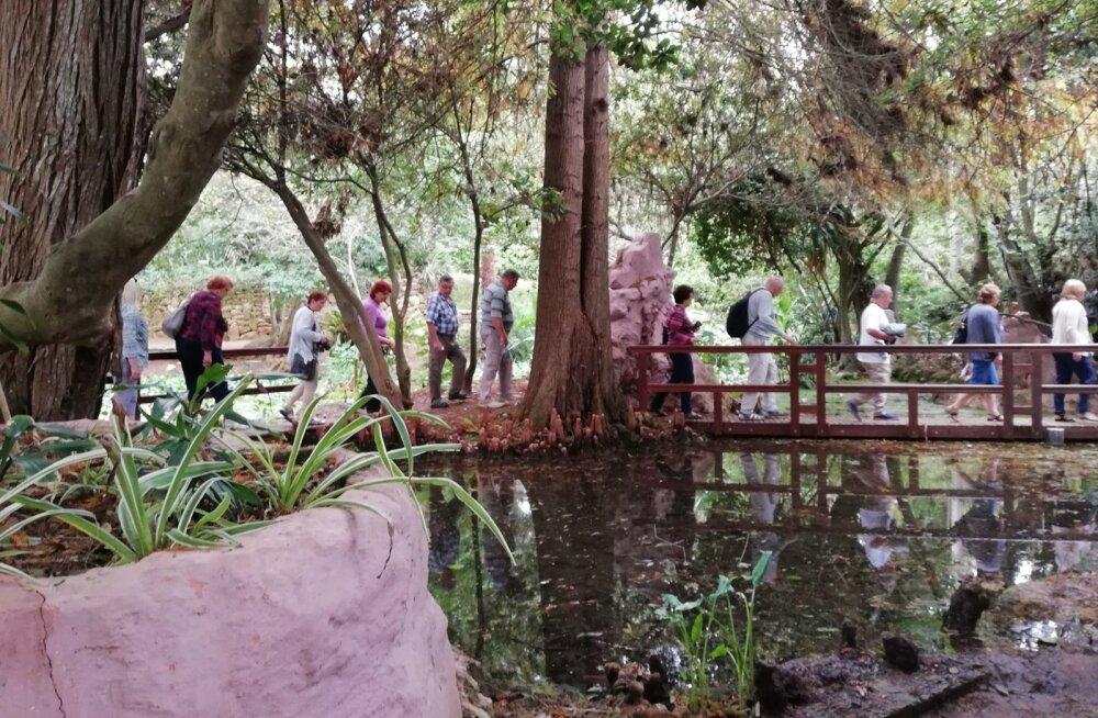 Ka Maalehe reis Marokosse andis oma väikse panuse monumentaalsesse turismistatistikasse.