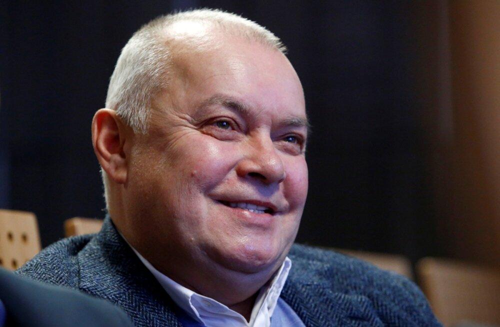 Peskov: Kremli ja telesaatejuht Kisseljovi seisukohti ei maksa samastada
