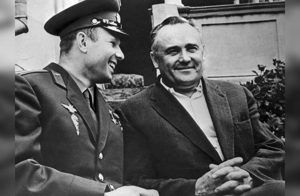 Raketiinsener Gagarini lennust: praeguste normide järgi poleks kunagi inimest üles saadetud