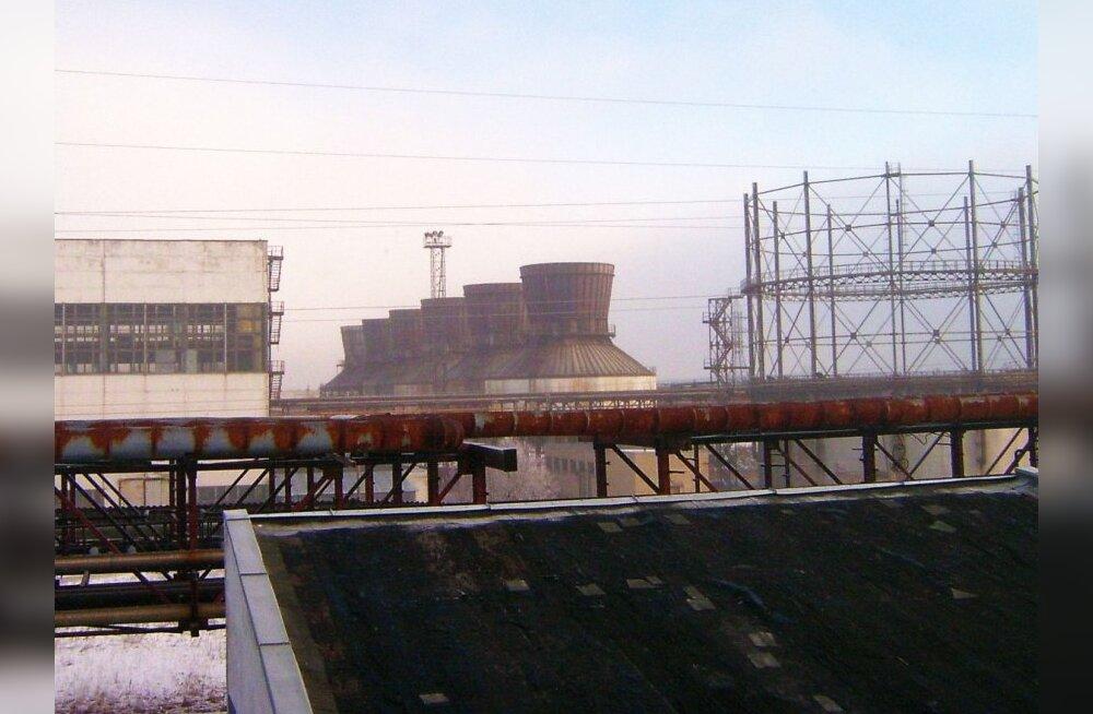 Завод Nitrofert по-прежнему стоит и ждет лучших времен