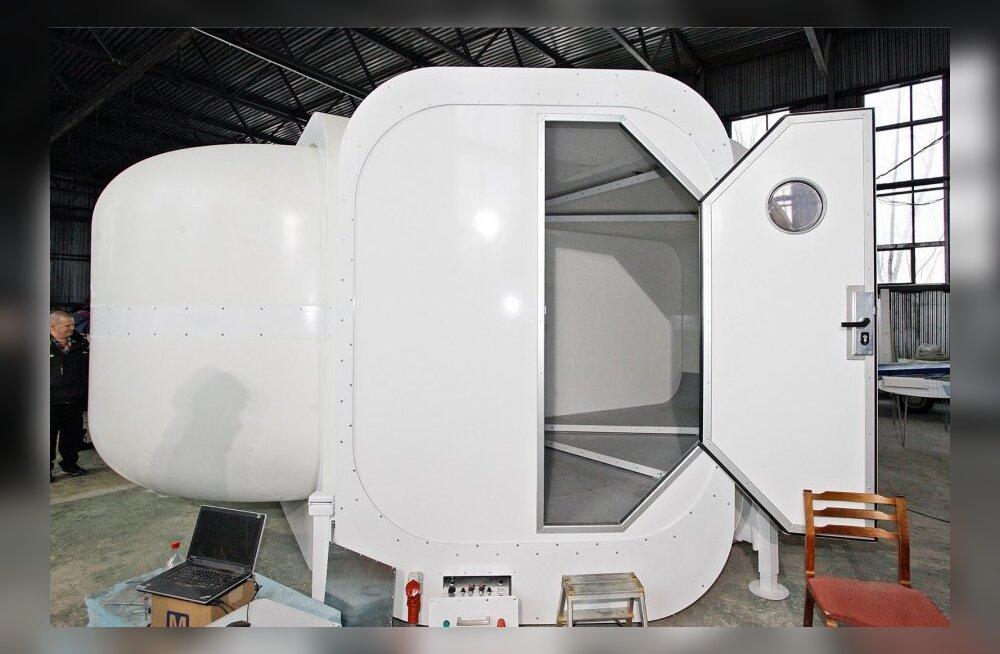VAATA, missugune näeb välja eestlaste ehitatud Marsi-maja (VIDEO ja FOTOD)