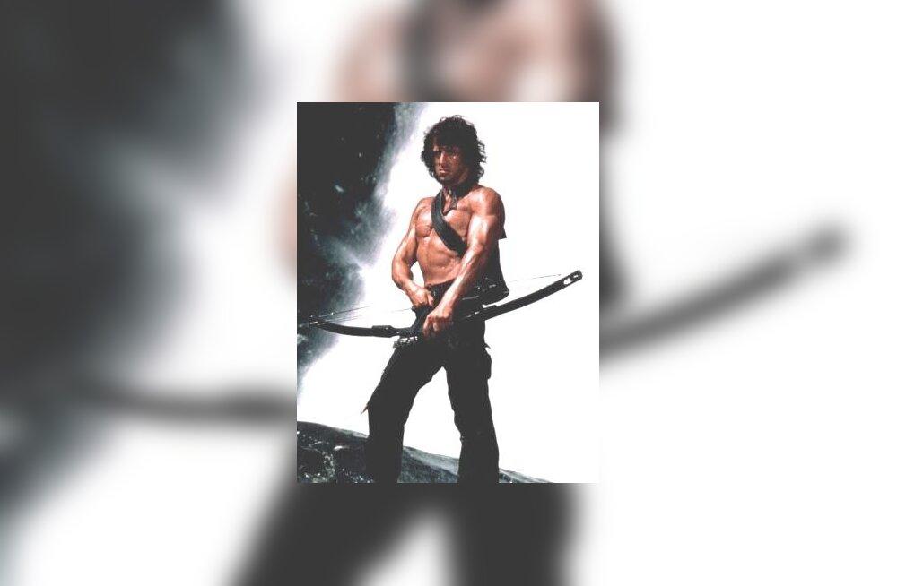 Sly teeb veel ühe Rambo!
