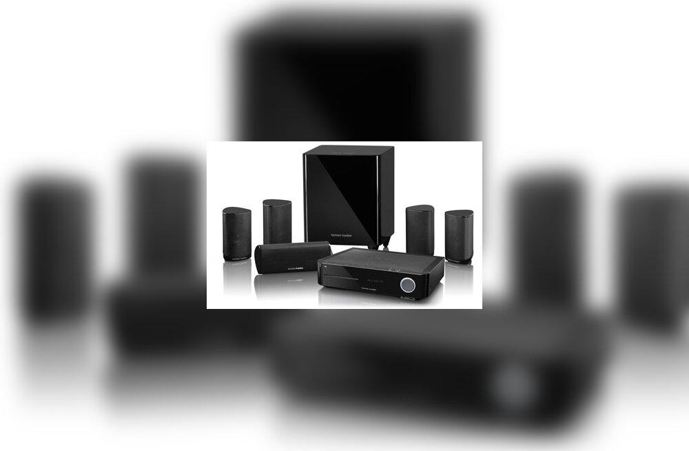 KODUKINO NIPID: Kuidas leida kõlaritele õige paigutus