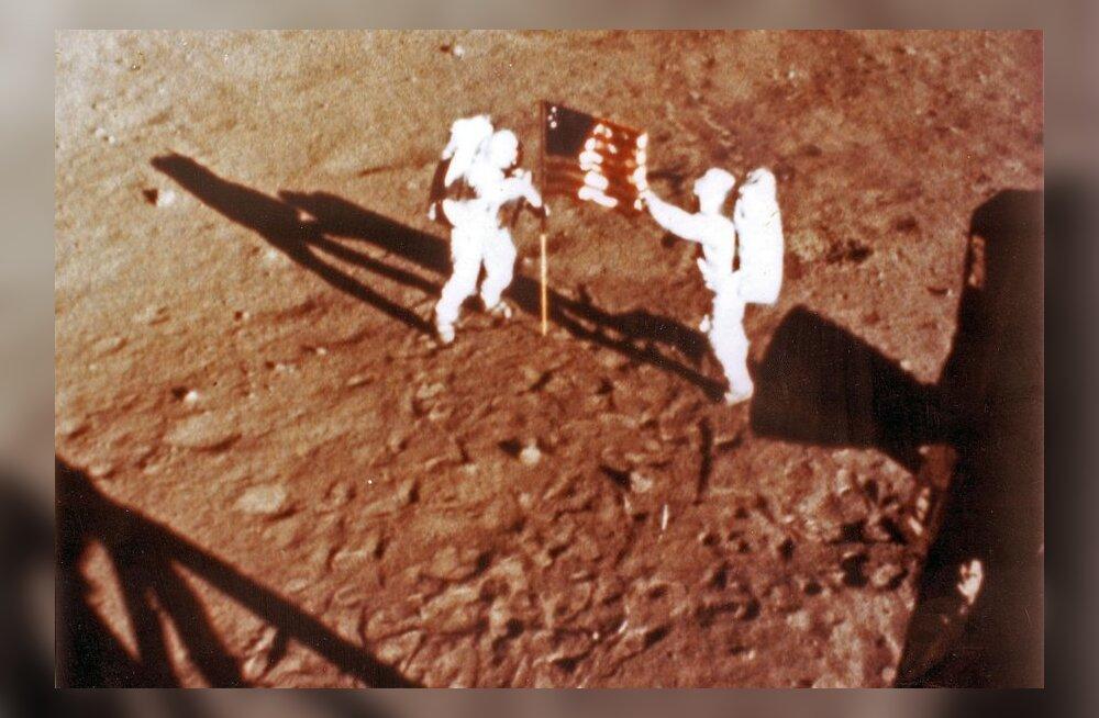 Neil Armstrong: Kuu peal oli liiga palju tööd, et mõelda, kus me oleme