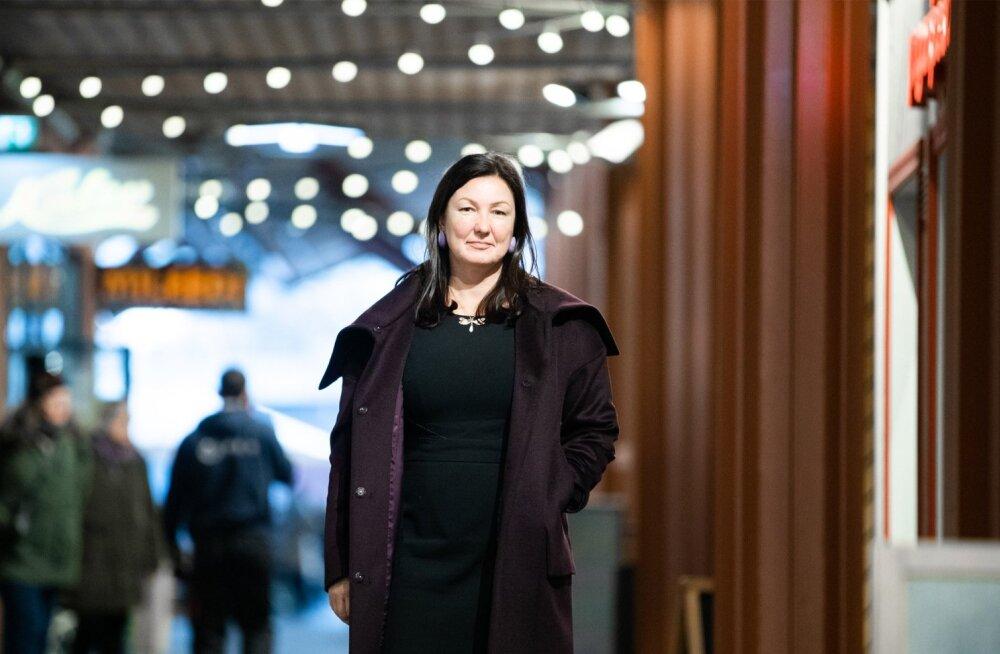 Balti jaama turu edu kannustas Astri Gruppi ostma ka legendaarset Keskturu krunti.