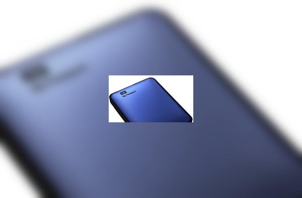 12780f2bd6a Zave.ee ostusoovitus: hea valik soodushinnaga väliseid kõva- ja SSD-kettaid
