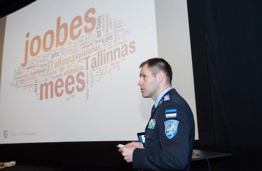FOTOD   Elmar Vaher: Eesti terrorist on roolijoodik