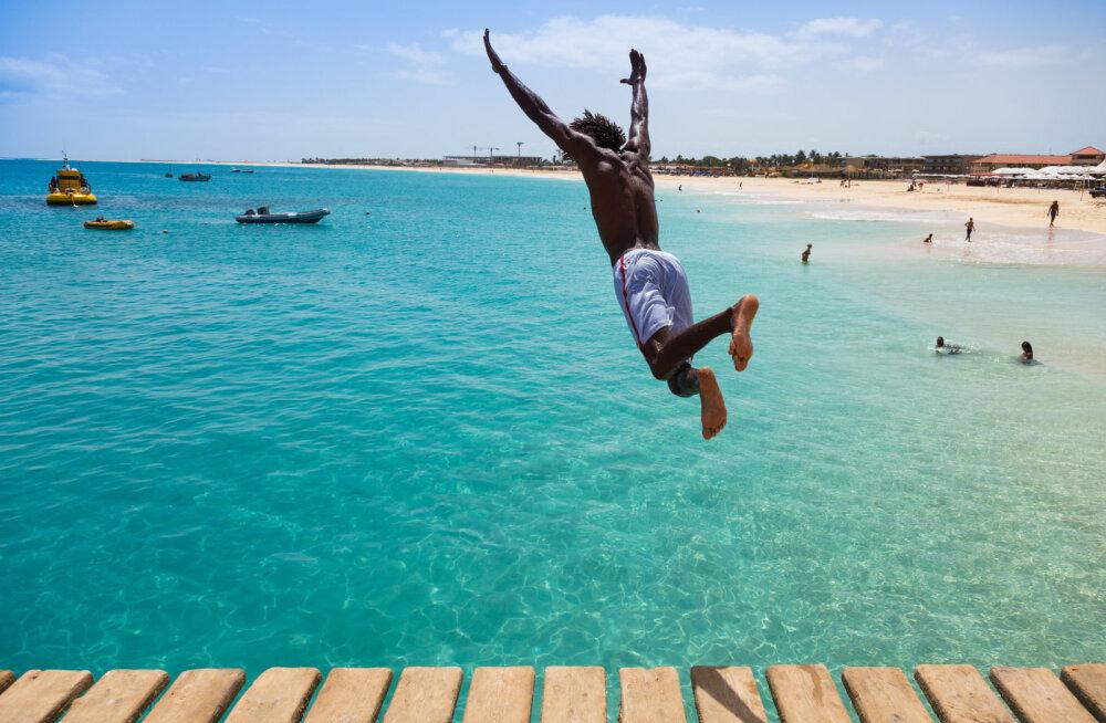 Paradiisisaartele megahinnaga: edasi-tagasi otselennud Stockholmist Cabo Verdele, Kanaari saaretele või Madeirale alla 30 euro!
