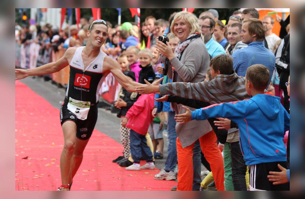 Silver Mikk. 2013. a Tartu Mill triatloni olümpiadistantsi 8. koht