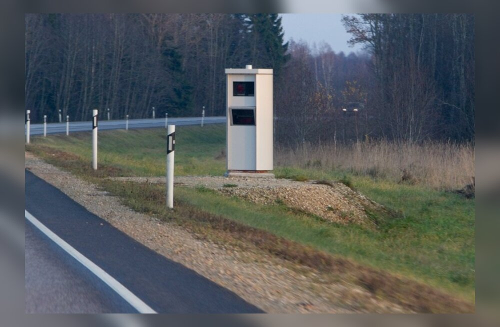Kiiruskaamerad: eestlaste loodud lihtne äpp, millest on autojuhile palju kasu