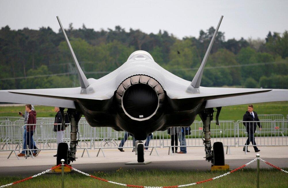 Lockheed Martini F-35 hävituslennuk