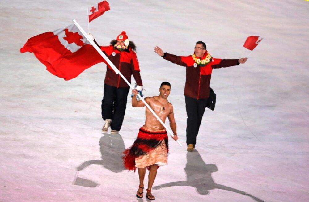 OLYMPICS-2018-OPENING/