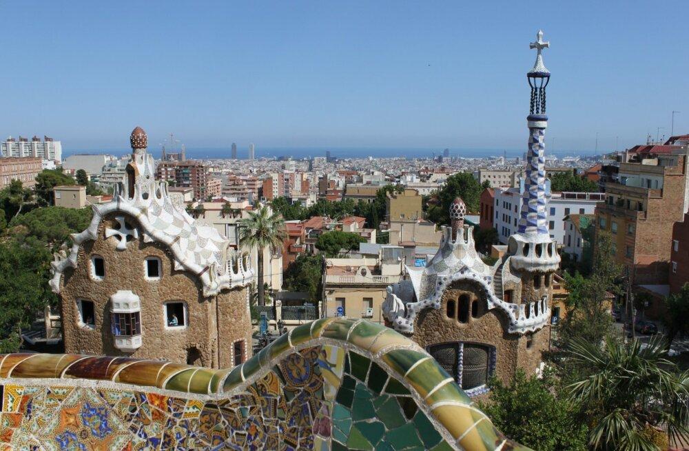 Osta kohe! Edasi-tagasi lennud maikuuks Tallinnast Barcelonasse alates 80 eurost