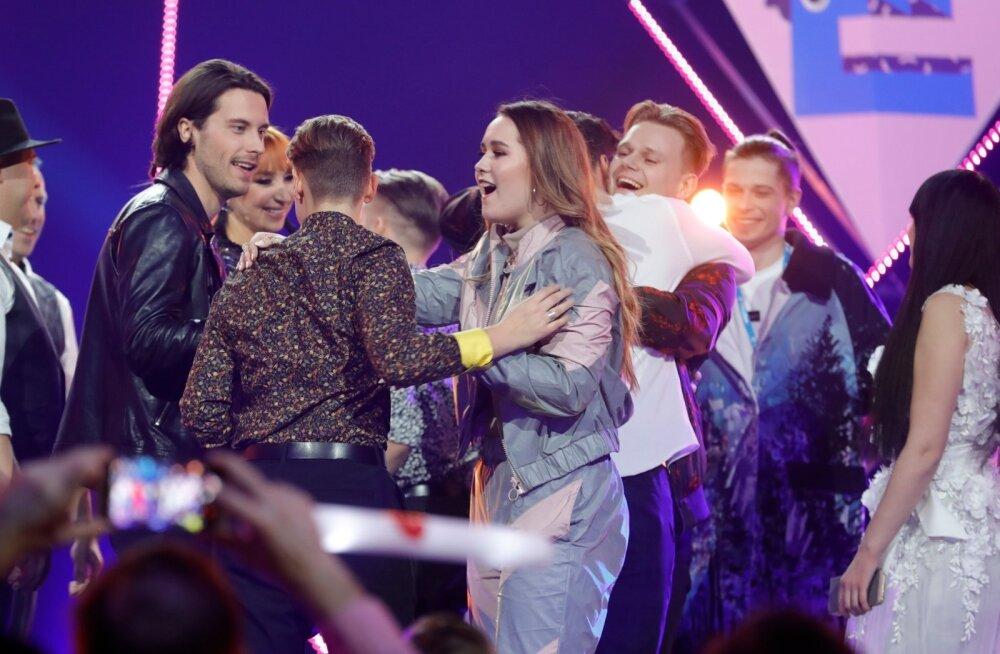 FOTOD ja BLOGI: Kas sinu lemmik sai edasi? Eesti Laul 2019 esimesed kuus finalisti selged!