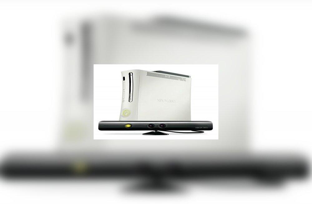 Xbox 360 ja Natali sensor