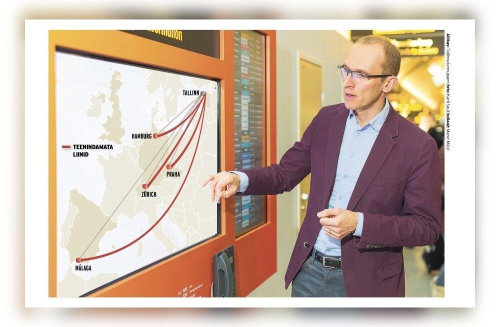 Kas Norwegian tuleb Eestile appi uusi lennusihtkohti pakkuma?