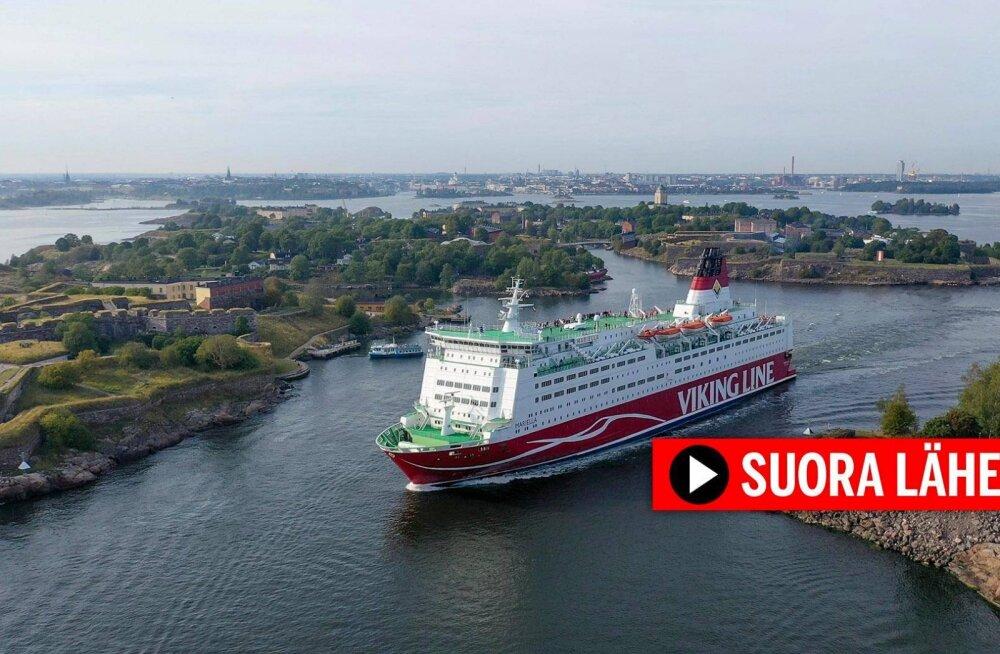 Helsinki Gustavi Mõõk: maailmas ainulaadne laevatee läbi kitsa väina