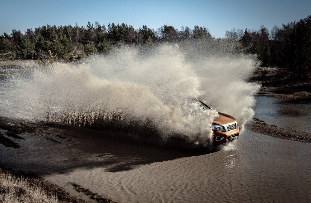 Nissan Navara Arctic Trucks AT32: seiklusauto, mis nõuab mõistusega tihendit