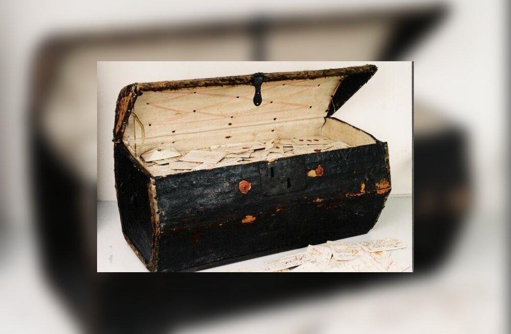 Vanad kirjad tutvustavad 300 aasta tagust elu