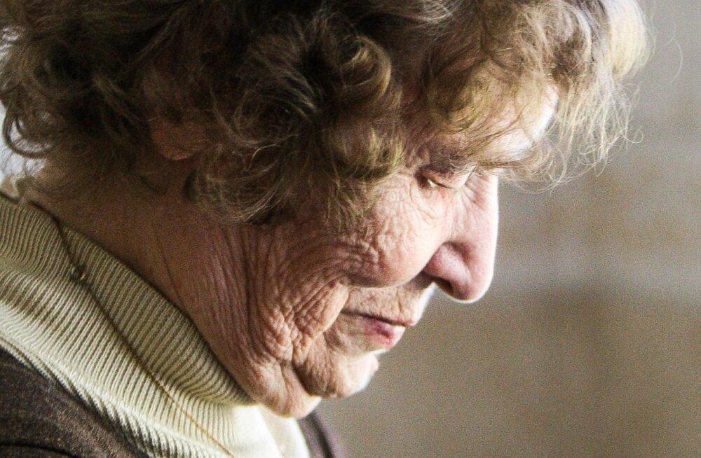 Õmblusringi pensionärid