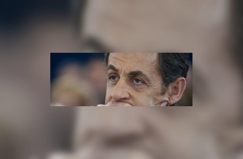 Sarkozy: Venemaa ei kujuta Euroopale ohtu