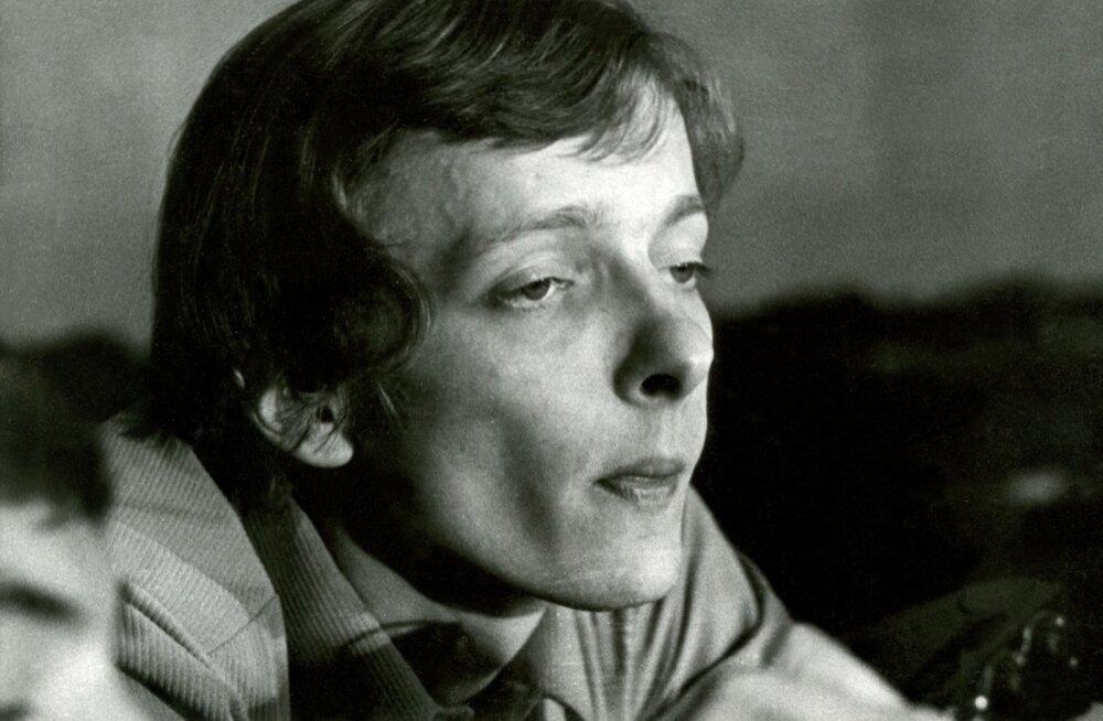 Poeet ja näitleja Juhan Viiding oleks 1. juunil saanud 70aastaseks.