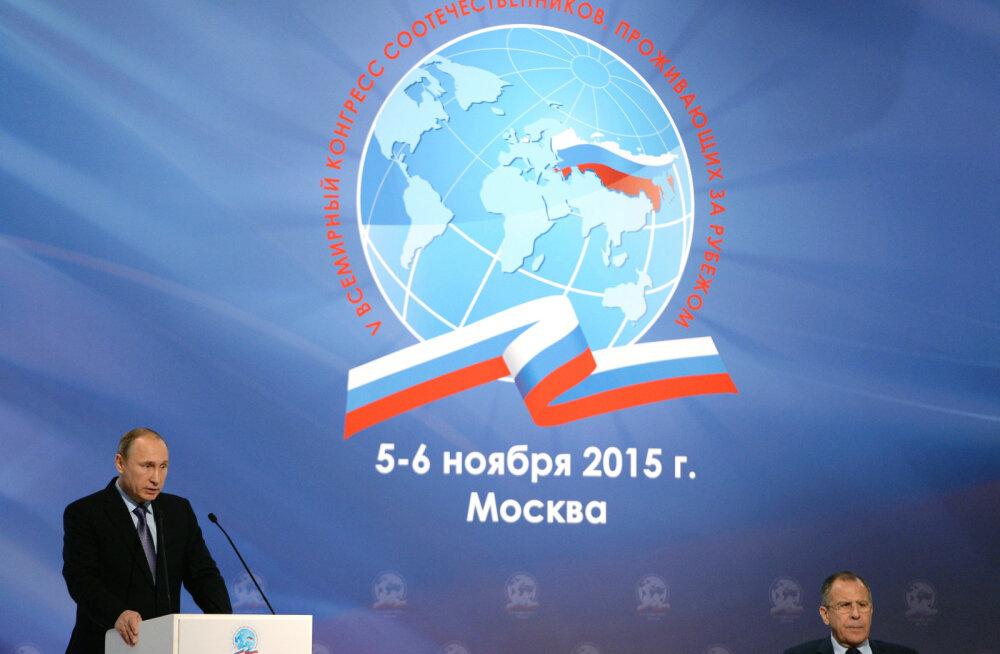 Rice: Putin arvab, et ta on Vladimir Suur