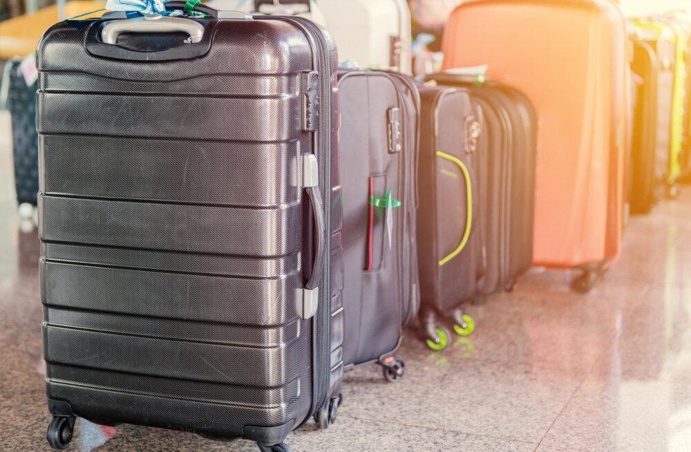 <div>OLULINE   Mida tuleks teada äraantava pagasiga reisides?</div>