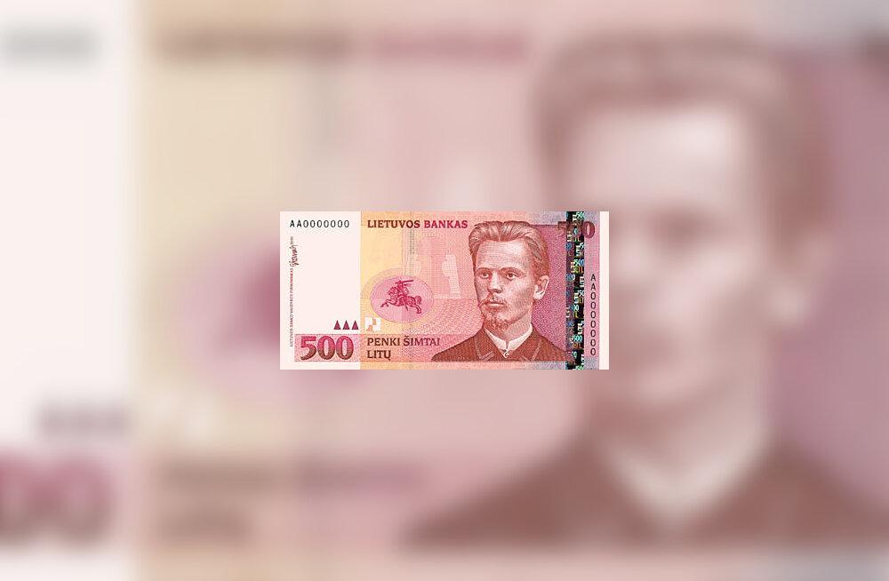 Leedu majandus langes teises kvartalis 22,4%