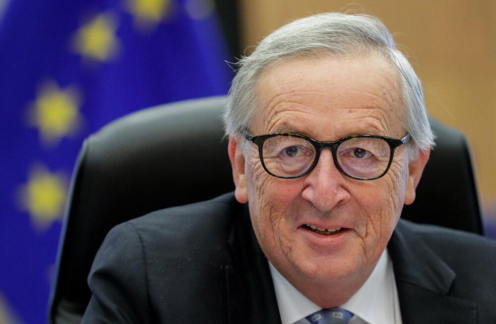 Euroopa Komisjoni president Juncker läheb aneurüsmi tõttu lõikusele