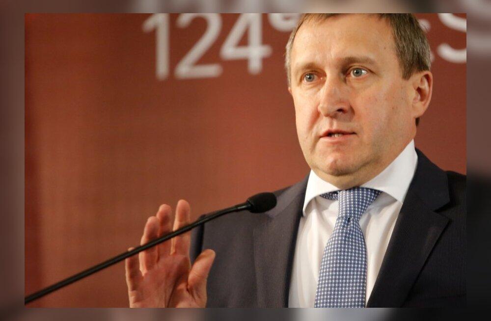 Ukraina välisminister Andrii Deštsõtsa