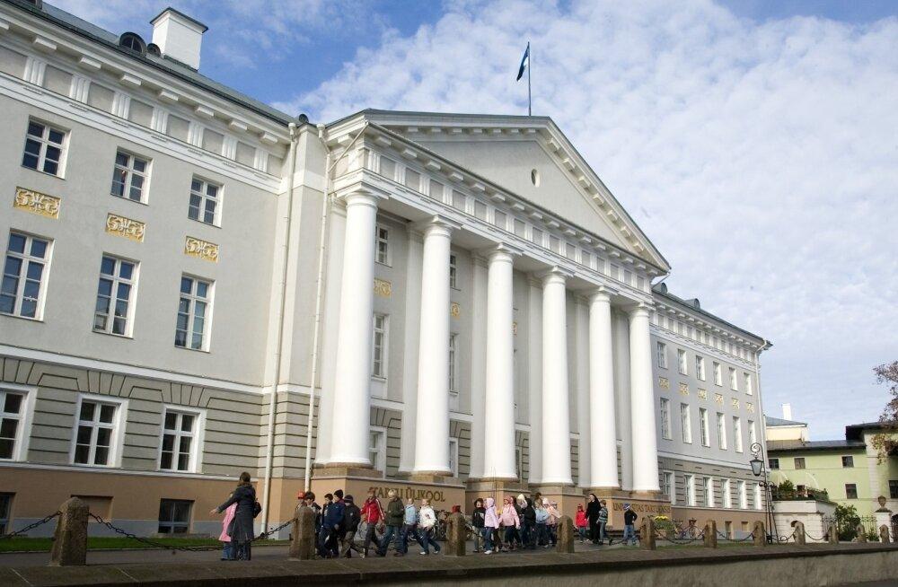 Tartu ülikoolile valiti uus kantsler.