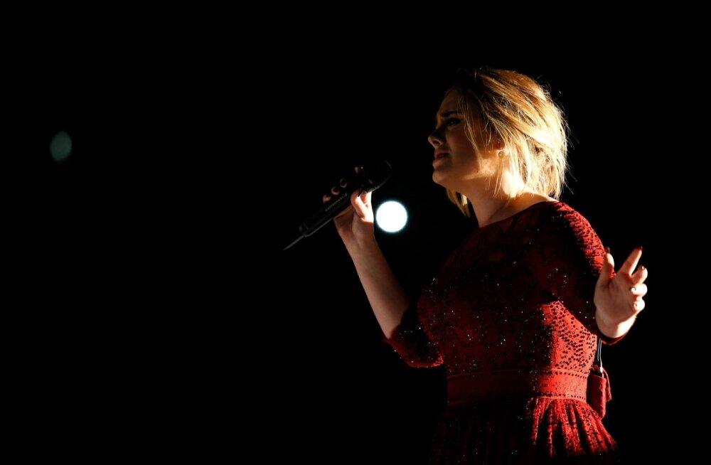 Valus reaalsus! Kas Adele'i karjääril on hääleprobleemide pärast kriips peal?