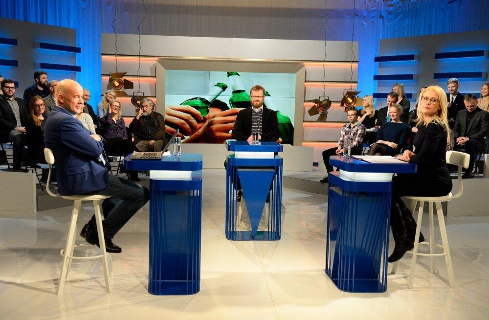 BLOGI: Arutelu Eesti alkoholipoliitika üle läks tuliseks